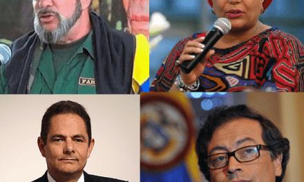 FE DE ERRATAS: Timochenko y la lucha armada en las FARC.