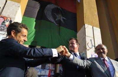 Tráfico de esclavos en Libia. El escándalo sobre las ruinas de la intervención de la OTAN.