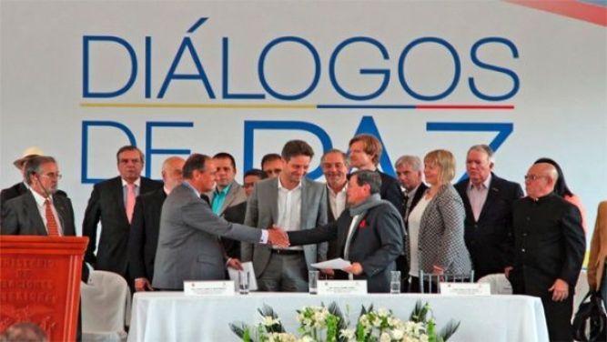 Mesa diálogo