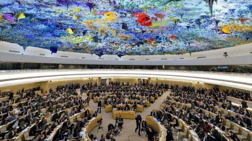 Consejo de los Derechos Humanos de la ONU