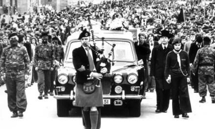 Bobby Sands: Tiocfaidh ár lá!