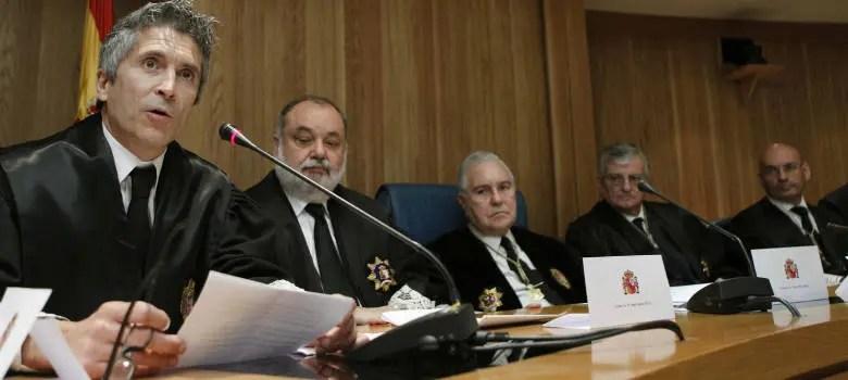 Grande Marlaska: una trayectoria en las cloacas o el brazo judicial de la represión.