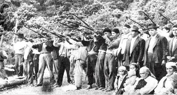 La Masacre de Ranquil:  Acumulación y resistencia en tierra de Mapuches.