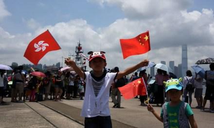 ¿ Por qué los Hongkoneses no están luchando por la independencia?