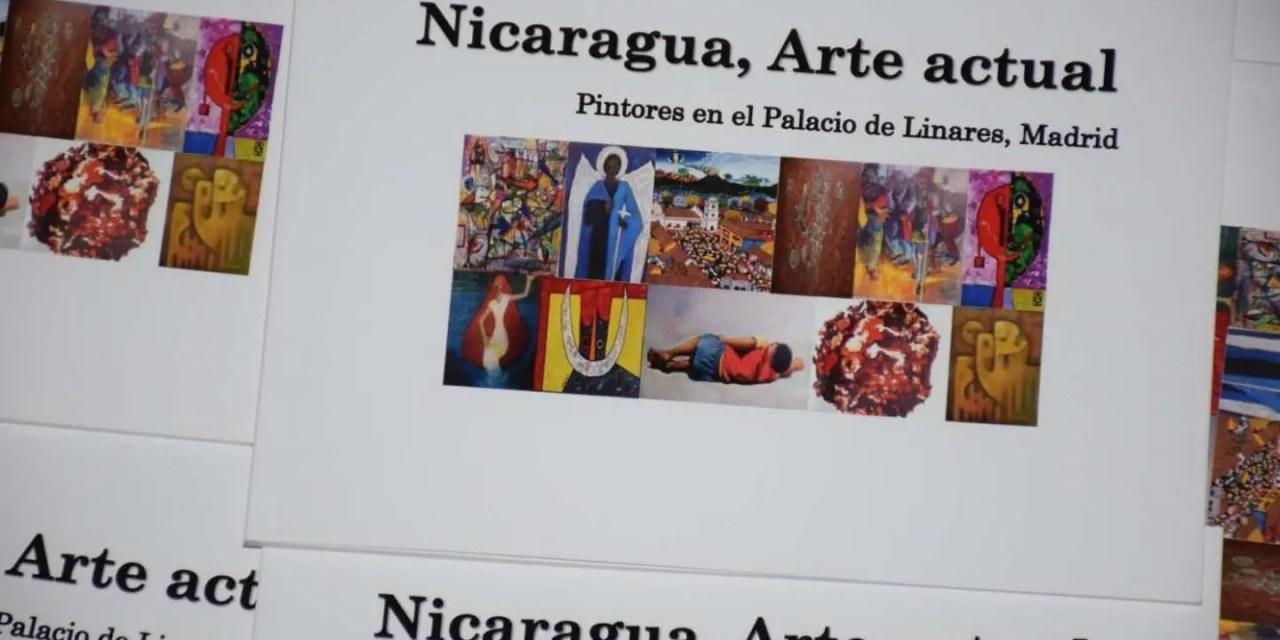 "Exposición ""Nicaragua, Arte Actual"", se inaugura en Madrid"
