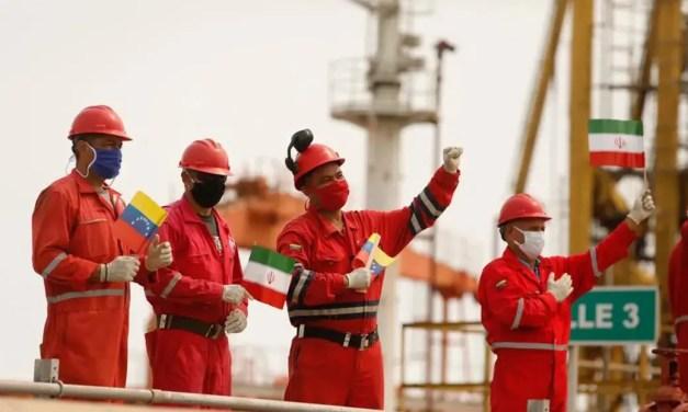 Venezuela e Irán, la desconexión y las relaciones entre el Sur Global