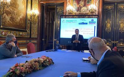 Nicaragua presenta su potencial emprendedor y turístico en España