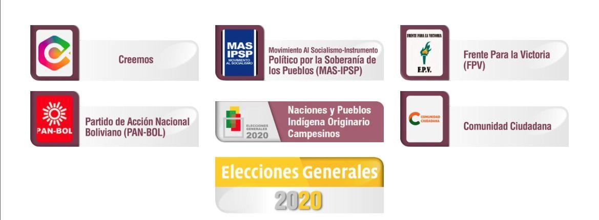 Bolivia en la encrucijada, elecciones presidenciales en un contexto de golpe de estado y pandemia mundial