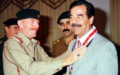 Izzat Al Douri y la tragedia de un Iraq destruido