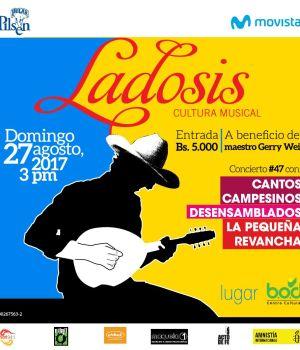 Conciertos Ladosis