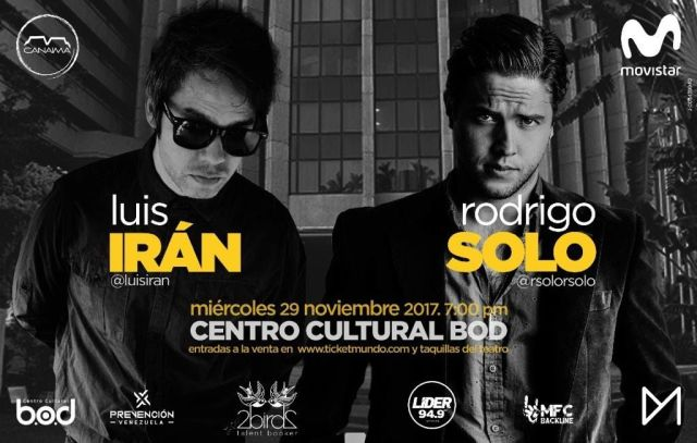 Luis Iran & rodrigo Solo