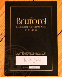 Bill Bruford