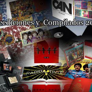 Reediciones y Compilados 2017