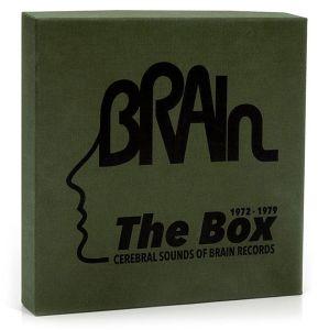 The Brain Box: Cerebral Sounds of Brain Records 1972-1979