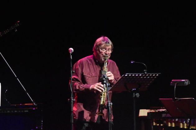 John Surman Trio