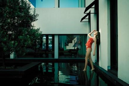 Bikini con volados – MARGARA SHAW