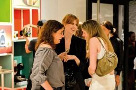 Carina Martinez, Natalia Jinchuk y María Inés García.
