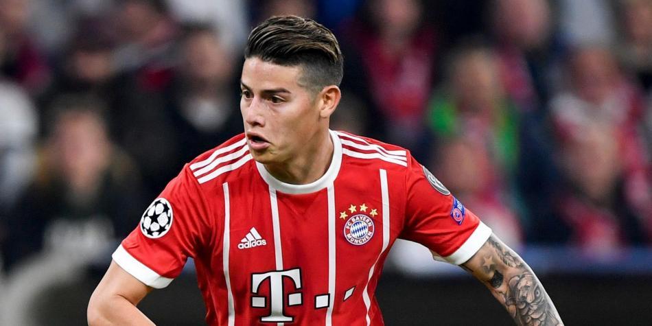 'Bayern no necesita esconderse contra Real Madrid': James Rodríguez