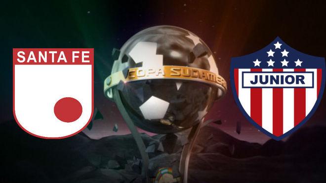 Santa Fe vs Junior se jugará los jueves 8 y 29 de noviembre a las 7:45 pm