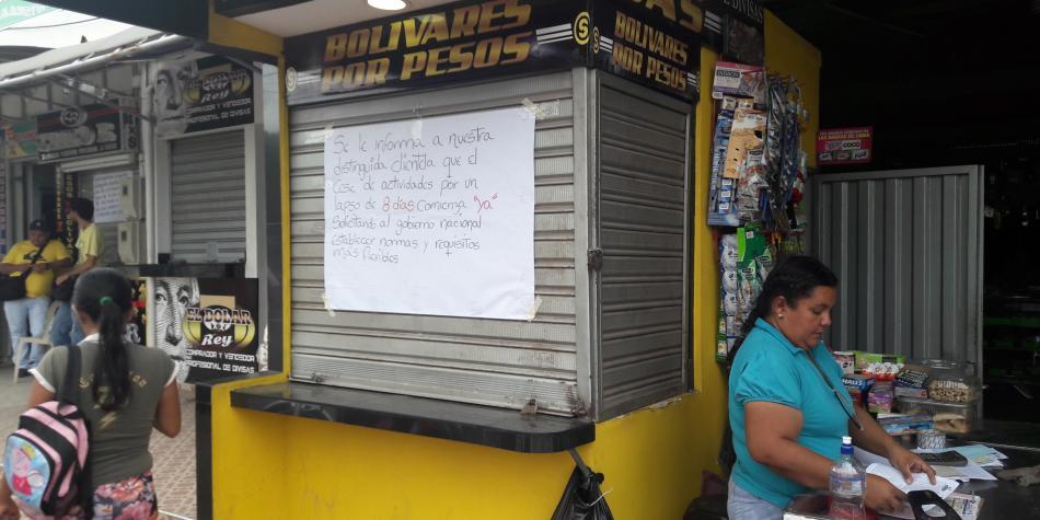 El crítico panorama económico de Cúcuta tras el cierre de la frontera