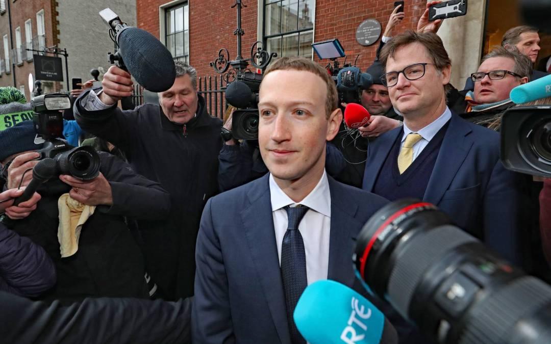 Facebook deja al descubierto datos privados de 540 millones de usuarios