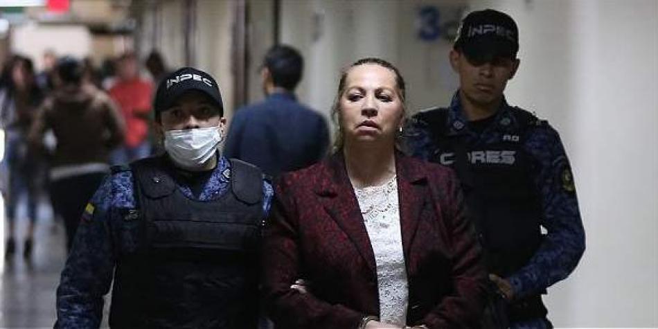 Condenan a 9 años de cárcel a la exrectora de Uniautónoma Silvia Gette