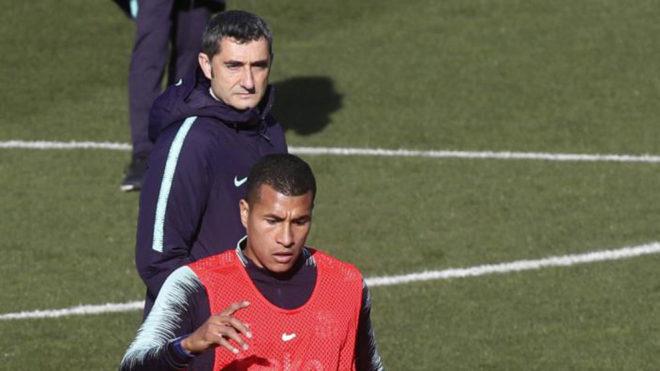 Valverde 'despide' a Murillo: ¡fuera de la lista en la última jornada sin nada en juego!