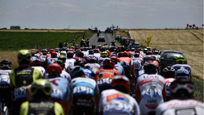 4ª etapa del Tour de Francia, Reims – Nancy, en vivo