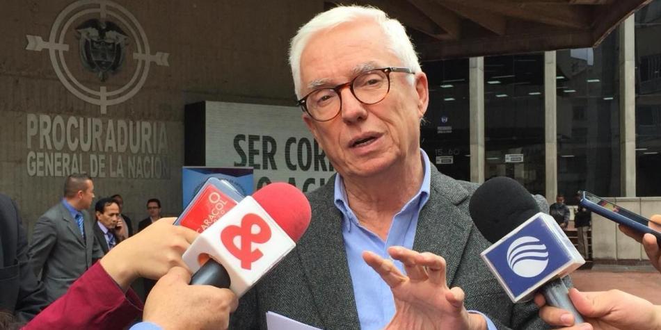 Jorge Robledo anuncia que será candidato a la Presidencia en 2022