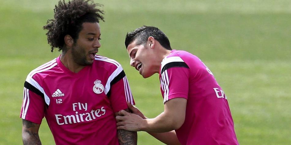 'Lista negra' de jugadores que saldrían de Real Madrid: sí, está James