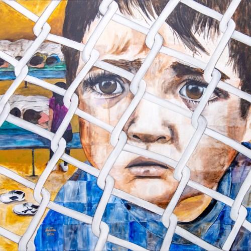 On the border Author Leticia Alvarez