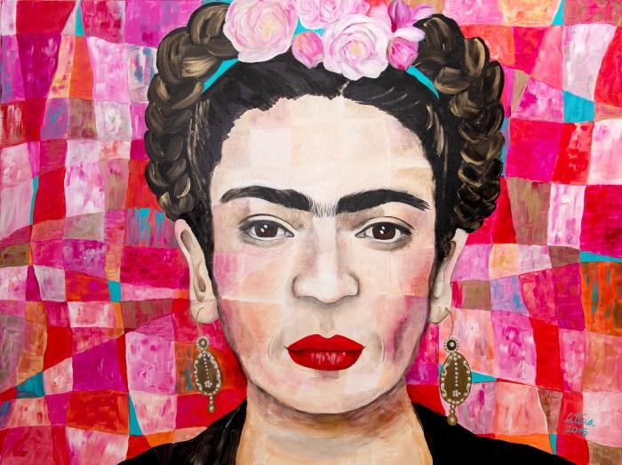 Frida Author Leticia Alvarez
