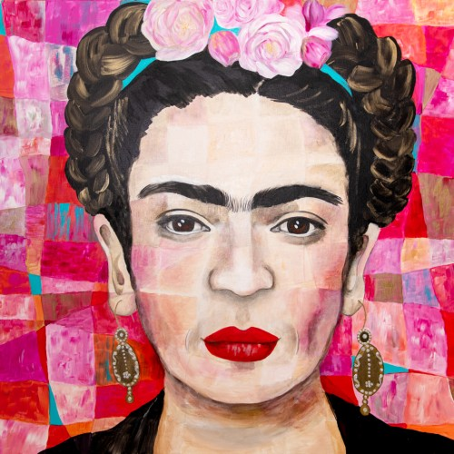 Frida Author Leticia Alvarez