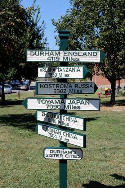 DurhamsSisterCities