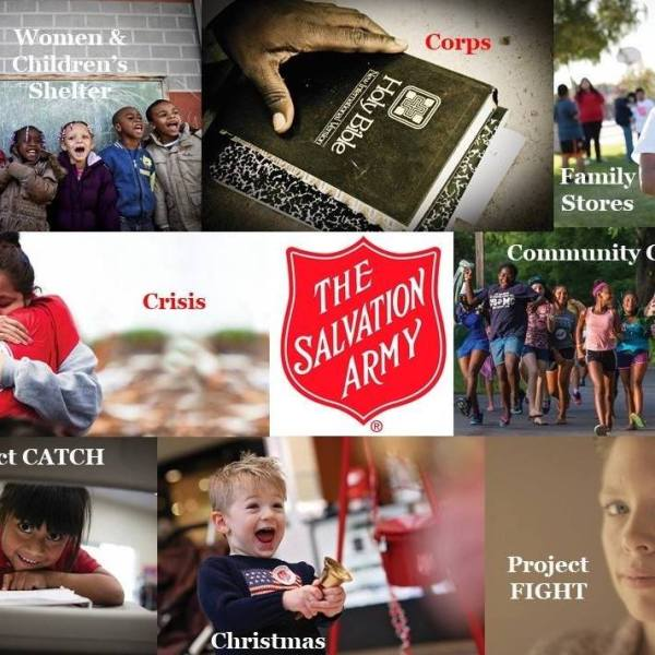 The Salvation Army of Wake County 600x600
