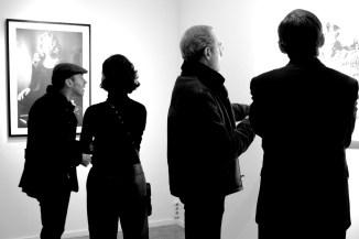 Imágenes de la exposición - cortesía Eduardo Leal de la Gala