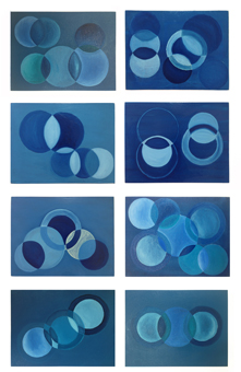 Rodrigo Garcia Dutra, Pinturas da meia noite © Marian Cramer Gallery