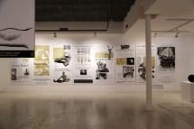 Erick Beltrán. El doble no existe (2016). Vista de exposición C/ Balmes. Cortesía de la Galería Joan Prats
