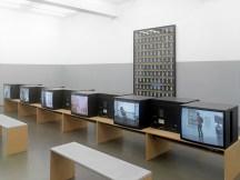 Vista de la exposición. Foto por Achim Kukulies, Düsseldorf. Cortesía de Despacio