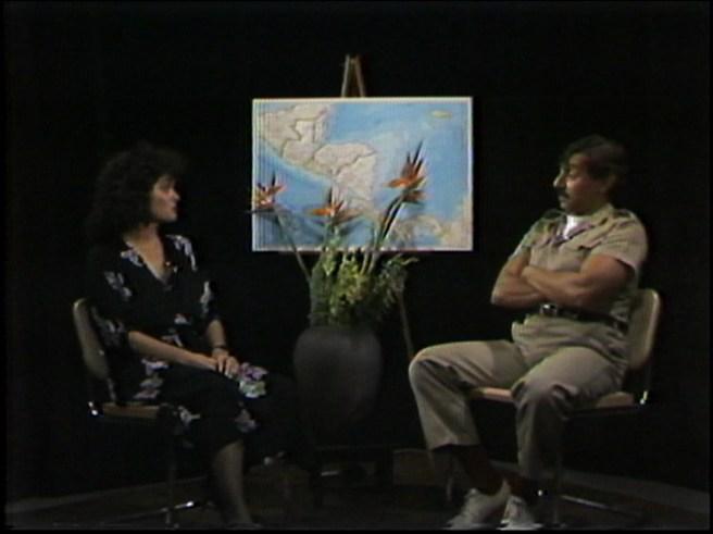 David Lamelas & Hildegarde Duane