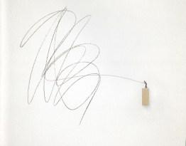 Liliana Porter. Men Drawing series, 2003 Instalación. Cortesía de Galería Elvira González, Madrid