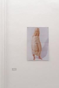 Jarbas Lopes, Ambiante Curto, 1998 Fibra vegetal. 94 x 180 cm. Cortesía del artiste. Foto Aurélien Mole