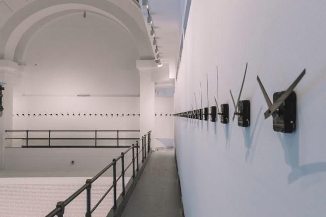 Cristina Lucas. Manchas en el silencio. Foto: Guillermo Gumiel. Cortesía de la Oficina de Cultura y Turismo de la Comunidad de Madrid