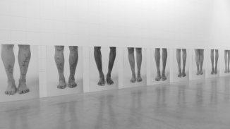 Libia Posada (Medellín, 1959), Points cardinaux, 2010. Photographie numérique sur papier – Poliptique, 100 x 80 cm c/u Courtesy de l'artiste