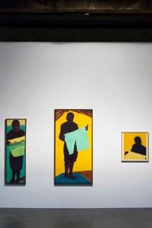 Vista de la exposición Beatriz Gonzalez Retrospectiva 1965-2017. Gentileza CAPC Bordeaux