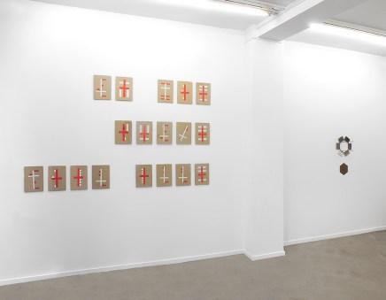 Imágenes de la exposición. Cortesía Bendana   Pinel Art Contemporain y la artista