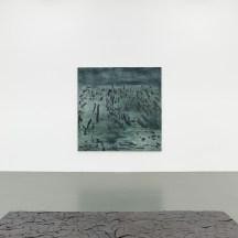 Irene Kopelman, 77 Colors of a Volcanic Landscape C (2016) and Puzzle Piece (2012) part of Irene Kopelman, a solo exhibition, Witte de With Center for Contemporary Art 2018, photographer Kristien Daem.