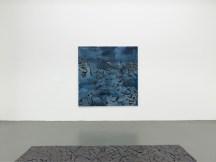 Irene Kopelman, 77 Colors of a Volcanic Landscape B (2016) and Puzzle Piece (2012) part of Irene Kopelman, a solo exhibition, Witte de With Center for Contemporary Art 2018, photographer Kristien Daem.