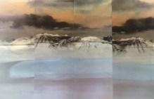 """Victoria Ahrens, El lugar perfecto (2018). Vistas del Assemblage#15 """"Bienal de la imagen tangible"""". Cortesía de Julio Artist Run Space."""