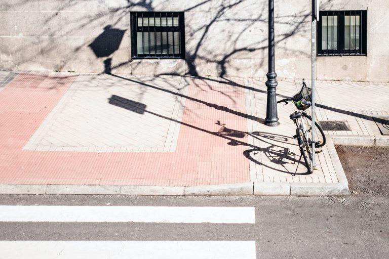 Las ciclovias en Santiago